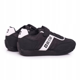 Big Star Sports Shoes With Velcro Black FF374134 3