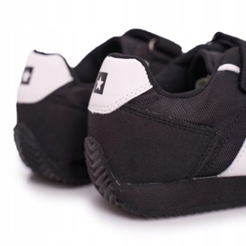 Big Star Sports Shoes With Velcro Black FF374134 4