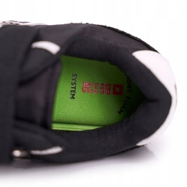 Big Star Sports Shoes With Velcro Black FF374134 5