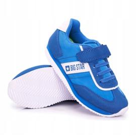 Big Star Sport Shoes For Men Velcro Blue FF374133 6