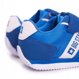 Big Star Sport Shoes For Men Velcro Blue FF374133 4