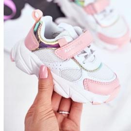 Sport Children's Shoes Pink ABCKIDS B011104349 white 2