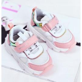 Sport Children's Shoes Pink ABCKIDS B011104349 white 1