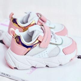 Sport Children's Shoes Pink ABCKIDS B011104349 white 3