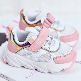 Sport Children's Shoes Pink ABCKIDS B011104349 white 4