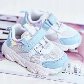 Sport Shoes Children's Blue ABCKIDS B011104349 white 1