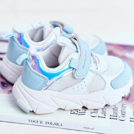 Sport Shoes Children's Blue ABCKIDS B011104349 white 3