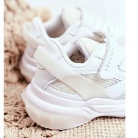White Children's Sport Shoes Abckids B933204077 2