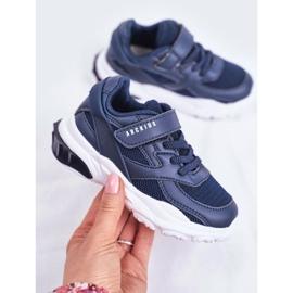 Abckids B933204077 Children's Sport Shoes Navy Blue 2