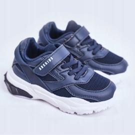 Abckids B933204077 Children's Sport Shoes Navy Blue 1