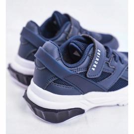 Abckids B933204077 Children's Sport Shoes Navy Blue 3