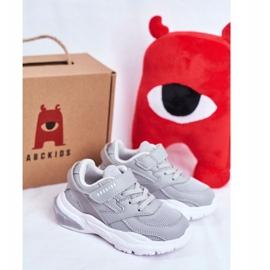 Gray Children's Sport Shoes Abckids B933204077 grey 1