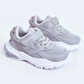 Gray Children's Sport Shoes Abckids B933204077 grey 2