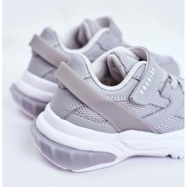 Gray Children's Sport Shoes Abckids B933204077 grey 4
