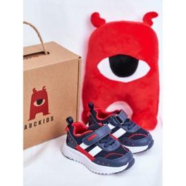 Children's Sport Shoes Navy Blue ABCKIDS B933104083 4