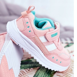 Pink Children's Sport Shoes ABCKIDS B933104083 3