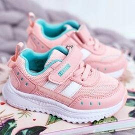 Pink Children's Sport Shoes ABCKIDS B933104083 1