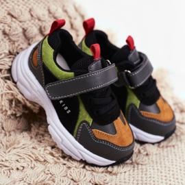 Black Sport Children's Shoes ABCKIDS B932104063 1