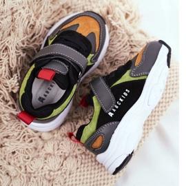 Black Sport Children's Shoes ABCKIDS B932104063 2