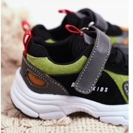 Black Sport Children's Shoes ABCKIDS B932104063 3