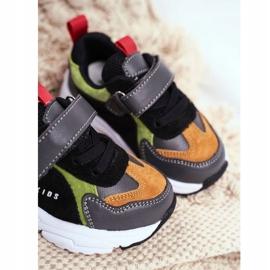 Black Sport Children's Shoes ABCKIDS B932104063 4