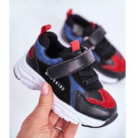 Sport Children's Shoes Black Navy Blue ABCKIDS B932104063 2