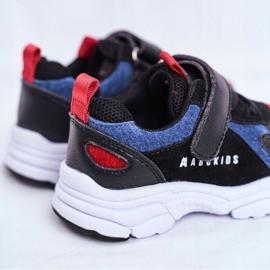 Sport Children's Shoes Black Navy Blue ABCKIDS B932104063 3