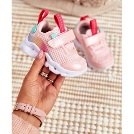 ABCKIDS POLAND Sp. z o.o. Children's shoes Glowing Pink Abckids B011105220 5