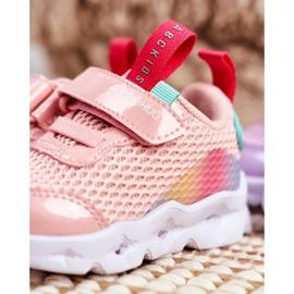 ABCKIDS POLAND Sp. z o.o. Children's shoes Glowing Pink Abckids B011105220 1