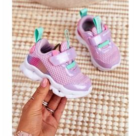 Sport Children's Shoes Shining Violet ABCKIDS B011105220 4