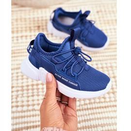 Sport Children's Shoes Navy Blue ABCKIDS B012210073 2