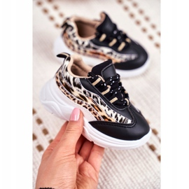 FRROCK Black Kids' Dante Sport Shoes 2