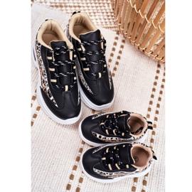 FRROCK Black Kids' Dante Sport Shoes 5