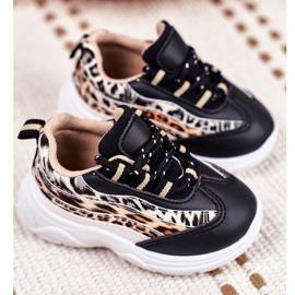 FRROCK Black Kids' Dante Sport Shoes 1