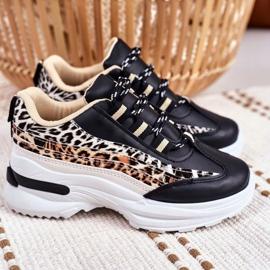 FRROCK Black Kids' Dante Sport Shoes 3