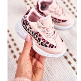 FRROCK Pink Children's Sport Shoes Dante 1