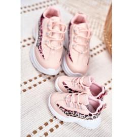 FRROCK Pink Children's Sport Shoes Dante 6