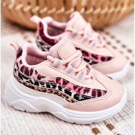 FRROCK Pink Children's Sport Shoes Dante 2