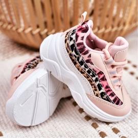 FRROCK Pink Children's Sport Shoes Dante 3