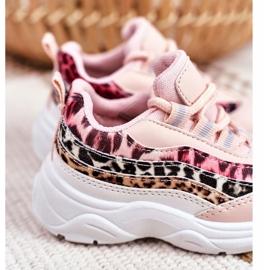 FRROCK Pink Children's Sport Shoes Dante 4