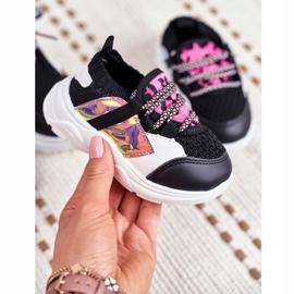 FRROCK Children's Black Velma Sport Shoes 2