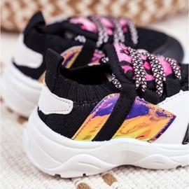 FRROCK Children's Black Velma Sport Shoes 3