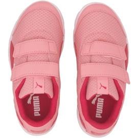 Shoes Puma Stepfleex 2 Mesh Ve V Ps Jr 192524 11 pink 1