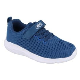 Befado children's shoes 516y047 blue 1