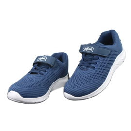 Befado children's shoes 516y047 blue 3