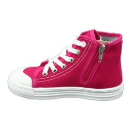 Befado children's shoes 438X012 pink 2