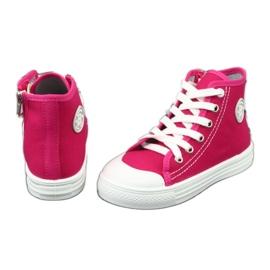 Befado children's shoes 438X012 pink 4