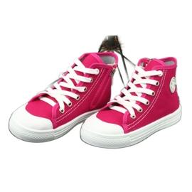 Befado children's shoes 438X012 pink 3
