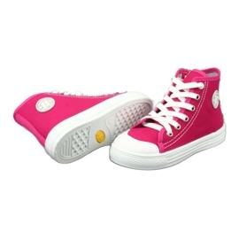 Befado children's shoes 438X012 pink 5