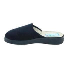 Befado women's shoes pu 132D012 navy 3